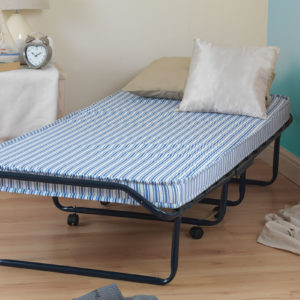 Fold up trundle bed